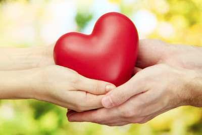 Offering love