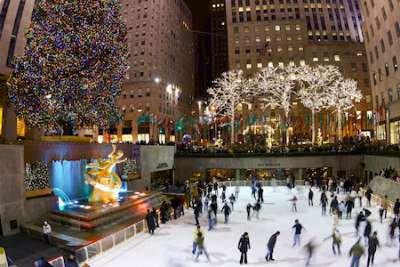 Rockefeller Center (Christmas)
