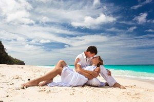 marriage retreat on the beach