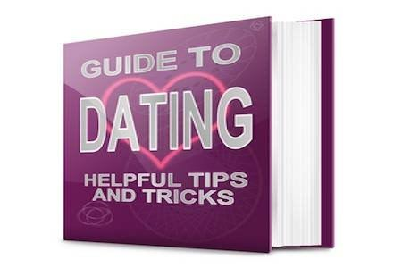 Dating advice concept.