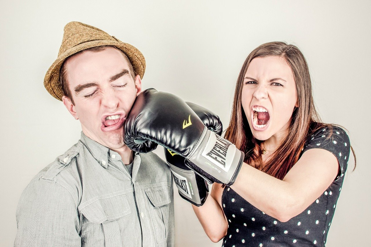 Relationship Advice: Stop the Gender War Between Yourself and Your Partner